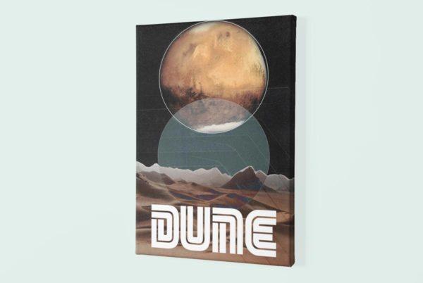 DUNE2 canvas