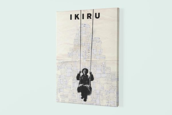 IKIRU canvas