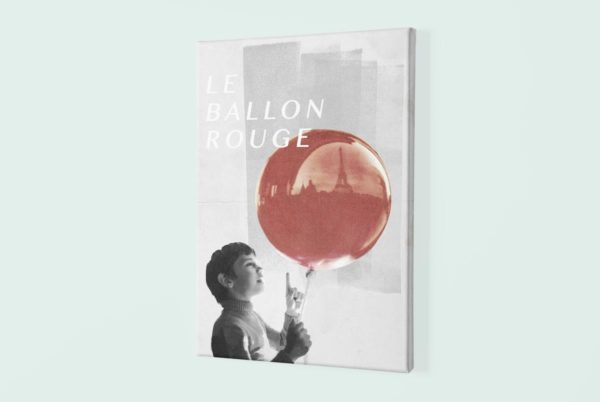 RED-BALLOON canvas